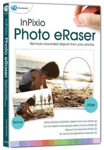 Download Gratis InPixio Photo Eraser Full Version