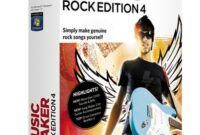 Download Gratis MAGIX Music Maker Rock Edition Full Version