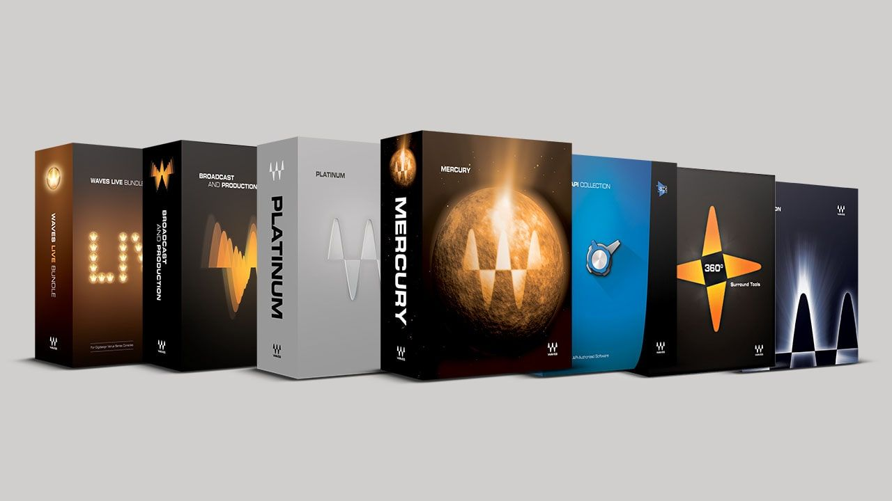 Download Gratis Waves All Plugins Bundle Full Version