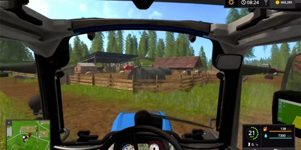 Download Gratis Farming Simulator 17 – 2