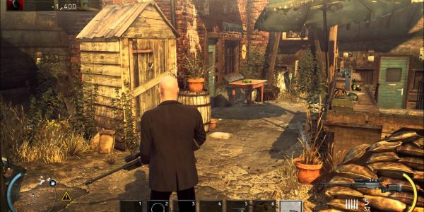 Download Gratis Hitman Absolution – 1