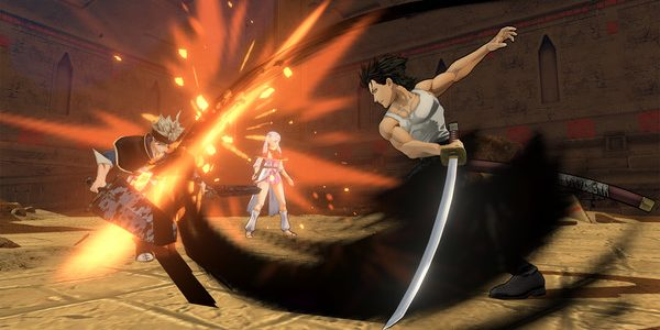 Download Game Black Clover Quartet Knights Full Version – 03