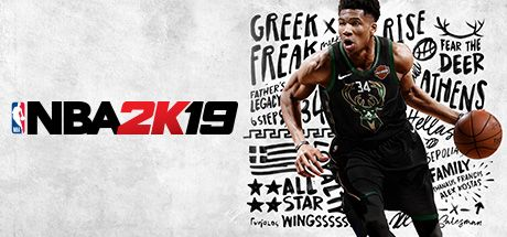 Download Game NBA 2K19 Full Version - Cover