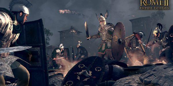Download Game Total War Rome II Empire Divided – 01