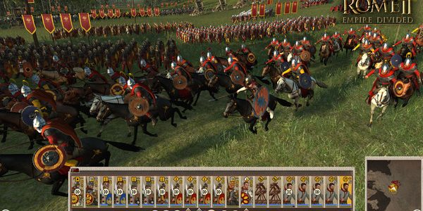 Download Game Total War Rome II Empire Divided – 03