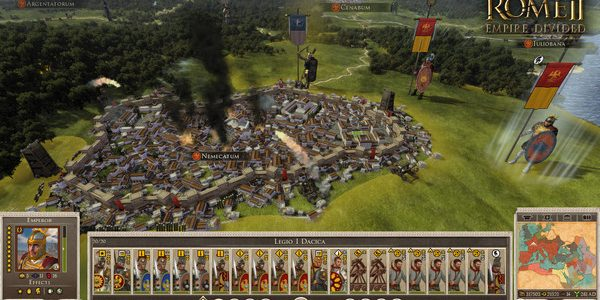 Download Game Total War Rome II Empire Divided – 04
