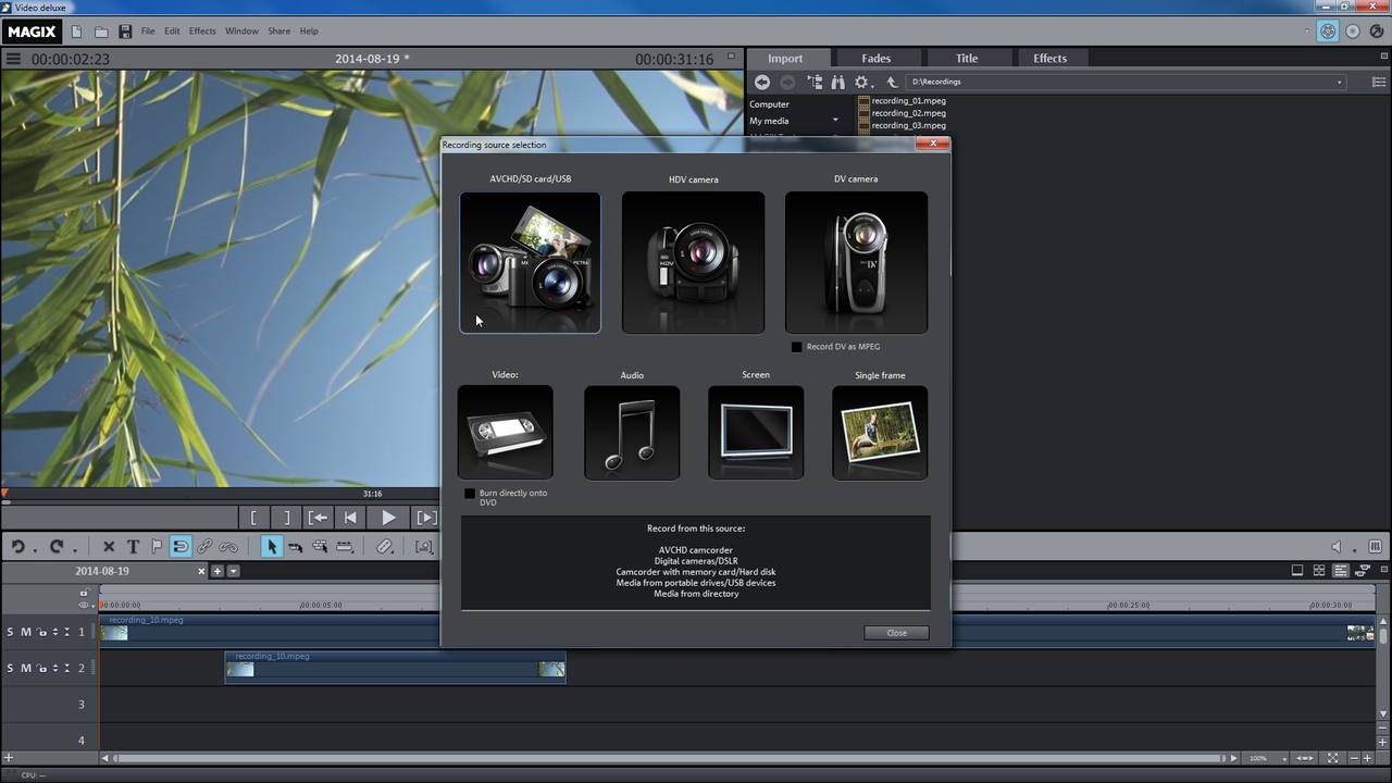 Download Gratis MAGIX Movie Edit Pro 2019 Plus Full Version-1