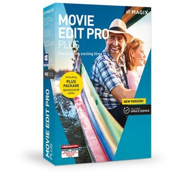 Download Gratis MAGIX Movie Edit Pro 2019 Plus Full Version