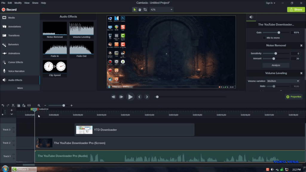 Download Gratis TechSmith Camtasia 2018 Full Version-1
