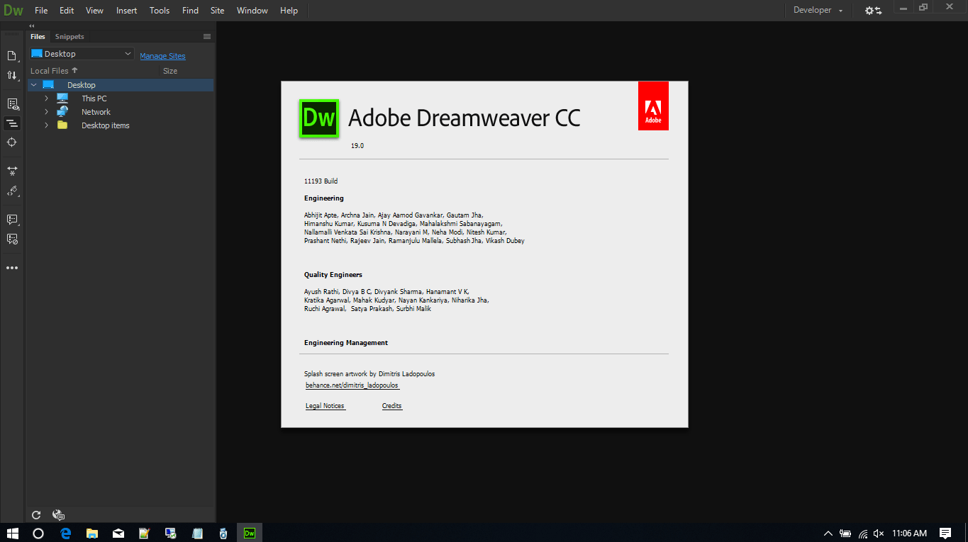 Adobe Dreamweaver CC 2019 Full Version