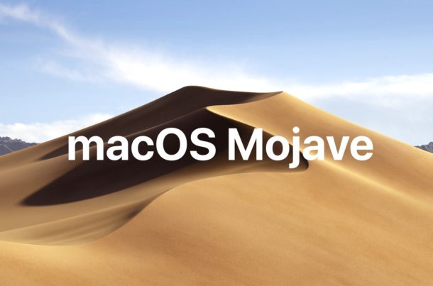 Download Gratis macOS Mojave Terbaru