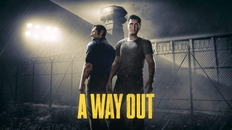 A Way Out Full Version - Cover