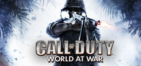 Call Of Duty World At War Full Version - Cover