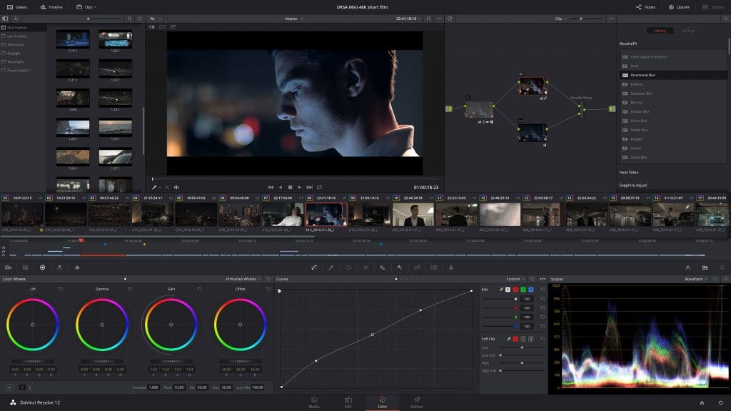 DaVinci Resolve Studio 15 Full Version