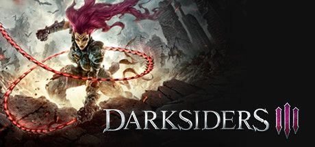 Download Game Darksiders III Full Version - Cover