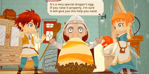 Download Game Little Dragons Cafe – 04