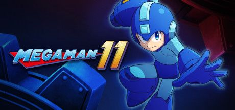 Download Game Megaman 11 Full Version - Cover