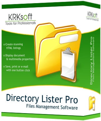 Download Gratis Directory Lister Pro Full Version