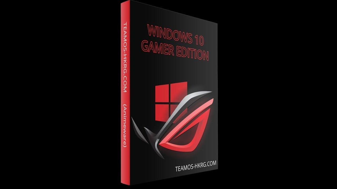 Download Gratis Windows 10 Gamer Edition
