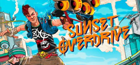 Sunset Overdrive Full Version - Cover