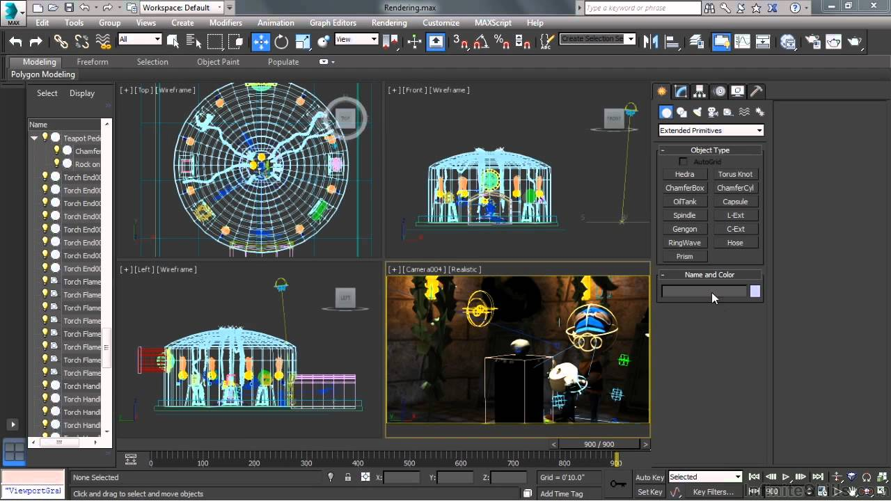 Download Gratis Autodesk 3ds Max 2015