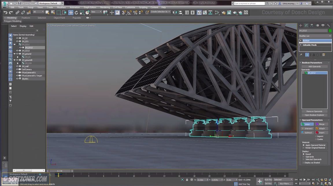 Download Gratis Autodesk 3ds Max 2017