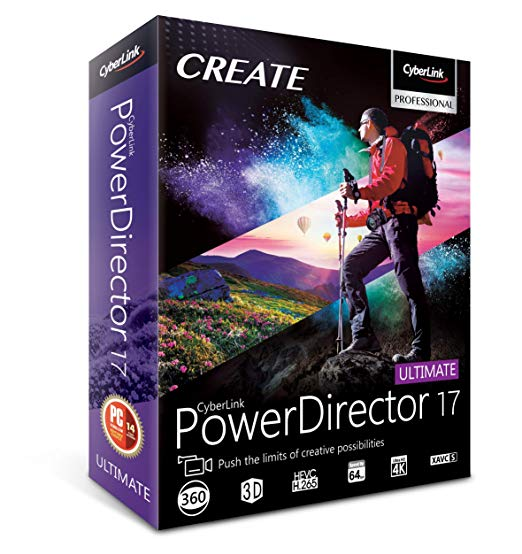 Download Gratis CyberLink PowerDirector Ultimate 17 Full Version