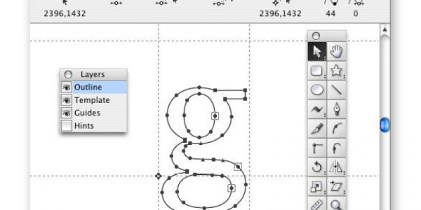 Download Gratis FontLab Fontographer Terbaru 3