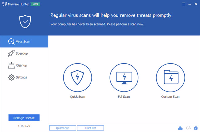 Download Gratis Glary Malware Hunter Pro Terbaru