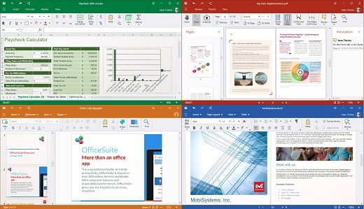Download Gratis OfficeSuite Premium Edition Terbaru