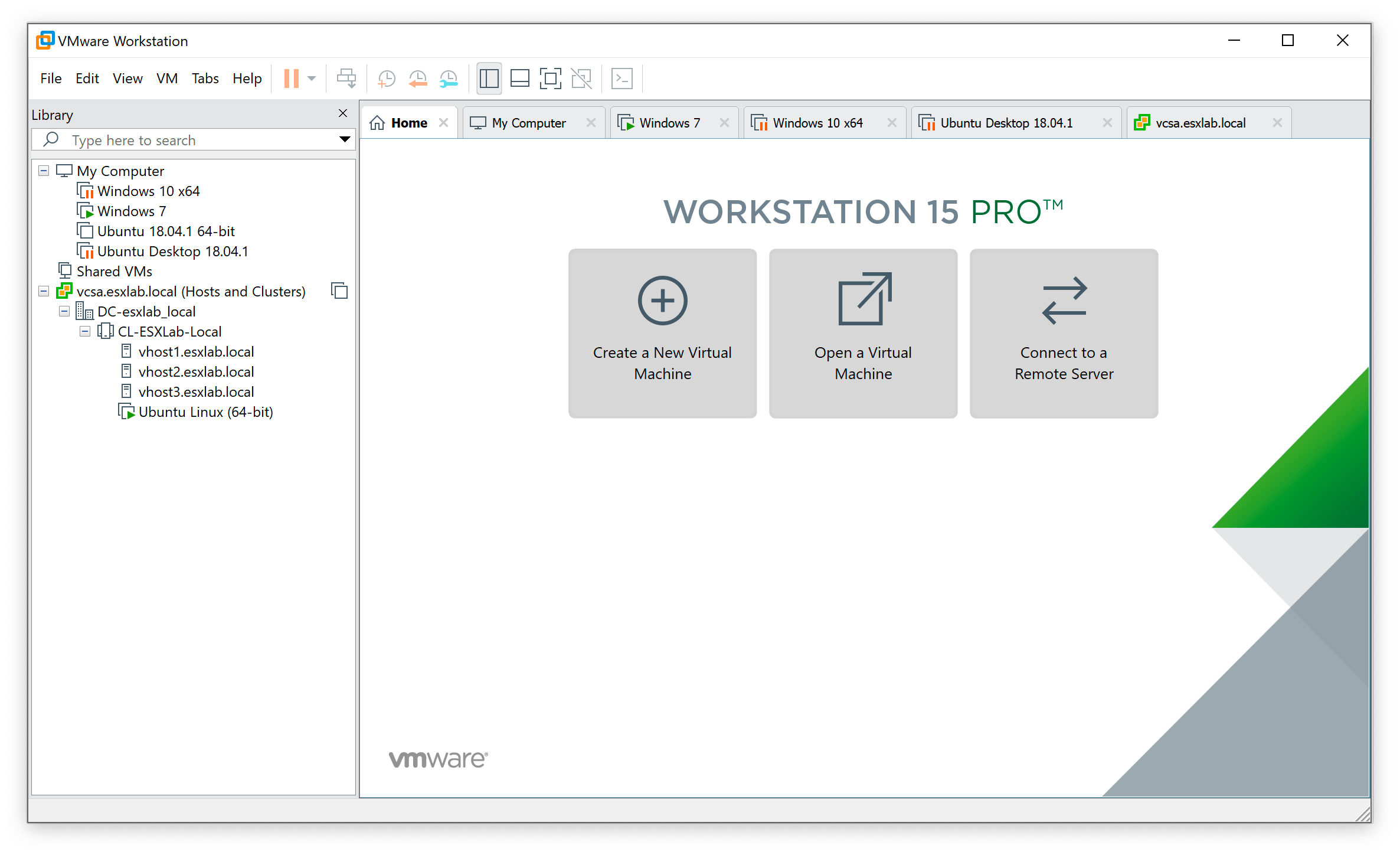 Download Gratis VMware Workstation Player 15 Terbaru
