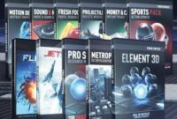 Download Gratis Video Copilot – Element 3D (Ultra 3D Bundle) Full Version