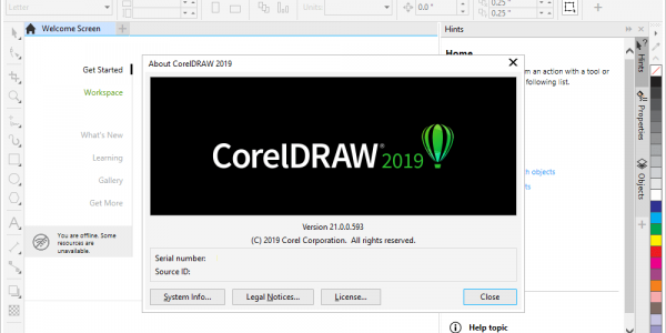 Download CorelDRAW 2019 Terbaru – 1