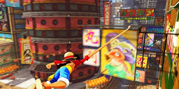 One Piece World Seeker – 02
