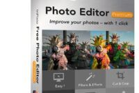 Download Gratis InPixio Photo Editor Full Version
