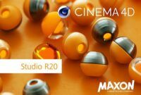 Download Gratis Maxon CINEMA 4D Studio R20 Full Version