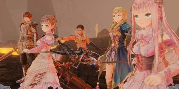 Atelier Lulua The Scion Of Arland – 02