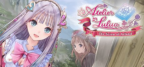 Atelier Lulua The Scion Of Arland - cover