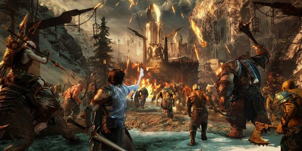 Middle-Earth Shadow of War – 01