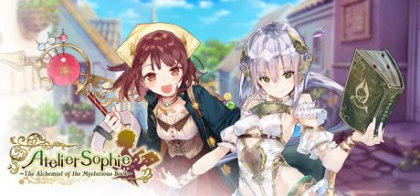 Atelier Sophie - Cover