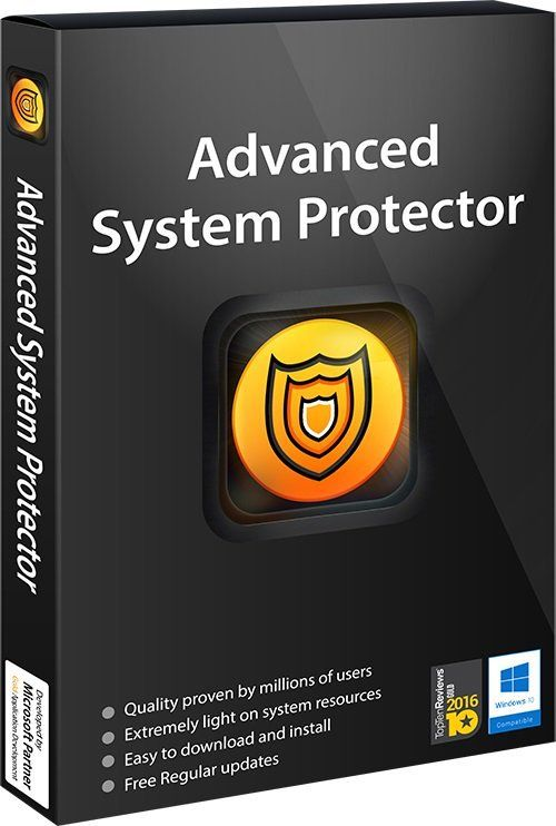 Download Gratis Advanced System Protector Full Version