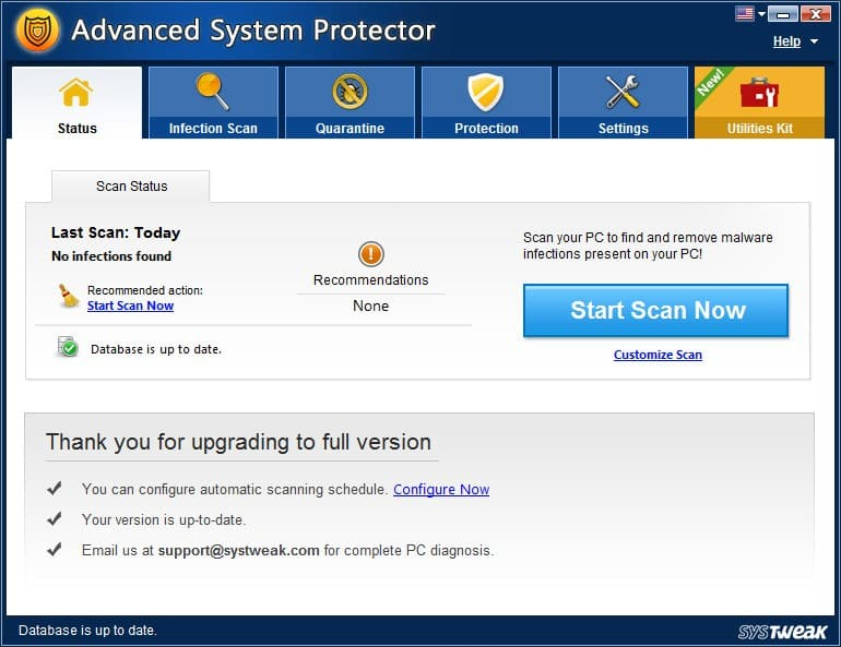 Download Gratis Advanced System Protector Terbaru