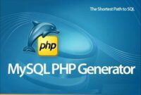 Download Gratis PHP Generator for MySQL Professional Full Version