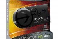 Download Gratis Roxio Game Capture HD PRO Full Version