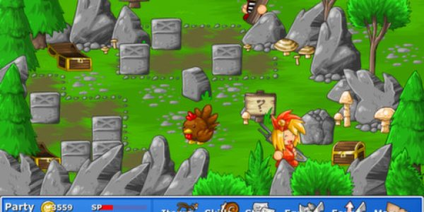 Epic Battle Fantasy 4 – 02