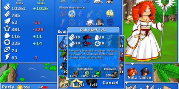 Epic Battle Fantasy 4 – 03