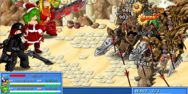 Epic Battle Fantasy 4 – 04