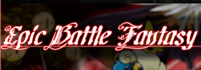 Epic Battle Fantasy