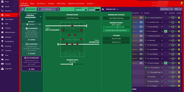 Football Manager 2019 – 02