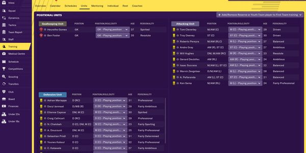Football Manager 2019 – 03